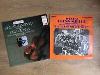 2 vinyl LPs Miller/Strauss 1971/81