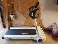 Reebok Treadmill Running machine perfect condition - foldable