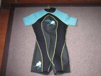 Tribord shortie wetsuit