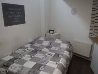 Newly renovated self-contained studio Wednesbury town centre; Furnished, Bills Inclusive, NO DEPOSIT