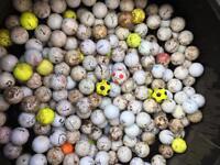2,500 golf balls - premium balls included Pro V1