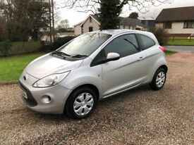 2010 FORD KA 1.2 STYLE - MOTD MARCH 2019 - LOW INSURANCE -