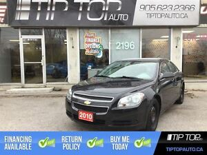 2010 Chevrolet Malibu LS ** Well equipped, Low kms, Great Price