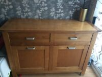 Birch sideboard for sale £80