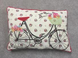 Bike cushion from BHS