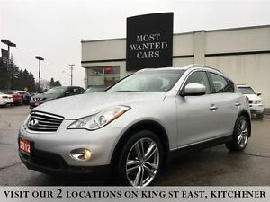 2012 Infiniti EX35 Luxury (A7) | 360 CAM | NAVIGATION