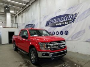 2018 Ford F-150 SuperCab XLT XTR 301A 3.5L EcoBoost