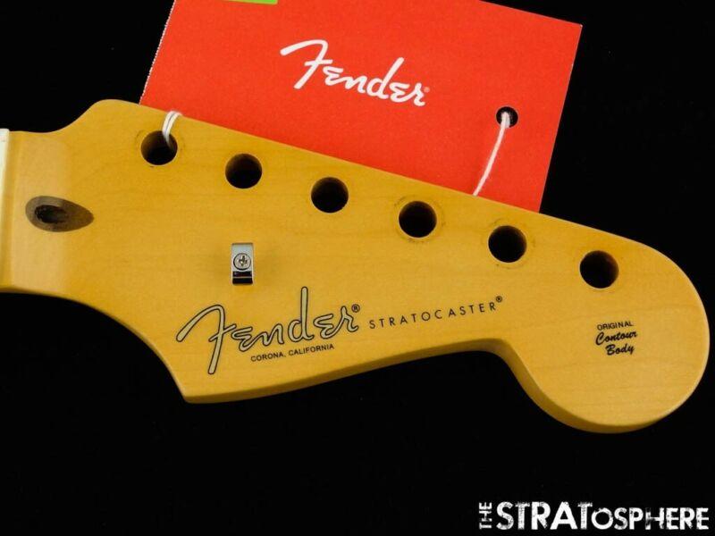 2021 Fender American Professional II Stratocaster Strat NECK USA Maple