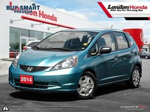 2014 Honda Fit DX-A *NEW ARRIVAL* MUST SEE!! DRIVE IT TODAY!!