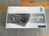 Seasonic Platinum Power Supply 660W
