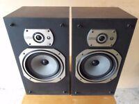Wharfedale Laser 90B speakers