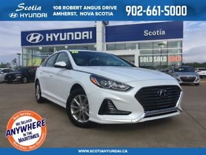 2018 Hyundai Sonata GL - $123 Biweekly - ALL NEW LOOK!!