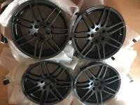 For sale Genuine Audi A3, A4 Alloy Wheels.