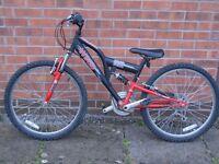 Boys Rayleigh Wikid Bike