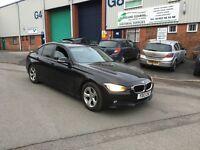 BMW F30 320D 2013 1 OWNER 12 MONTHS MOT