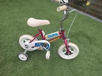 Baby doll bike