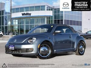 2016 Volkswagen The Beetle 1.8 TSI Denim Edition