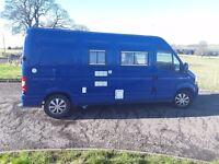 Campervan/ Motor Caravan 12 months Mot