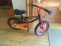 nice struddy kids bike