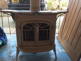 Vermont intrepid 2 wood burner stove