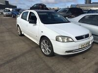 2000 1.5 Diesel Vauxhall Astra. Breaking for parts only. Postage Nationwide