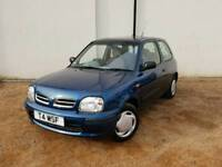 NISSAN MICRA 1.0 PETROL AUTOMATIC - DONE ONLY 20K MILES!!!!