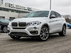 2016 BMW X6 xDrive35i BMW Corporate Emloyee Vehicle