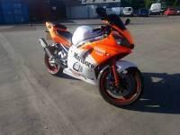 Yamaha r6 2002 21k mileage new mot