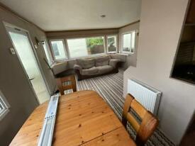 2 bedroom static caravan house flat for rent £600