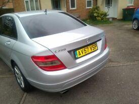 C class Mercedes Benz Sports not audi or bmw