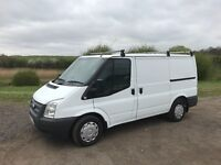 FORD TRANSIT 100 t300 SWB 2.2 DIESEL 2012 12-REG ONLY 94,000 MILES SERVICE HISTORY DRIVES EXCELLENT