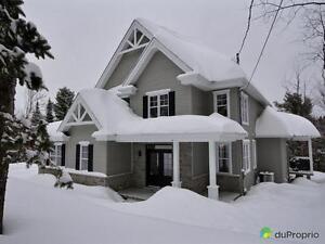 537 000$ - Maison 2 étages à vendre à Prévost