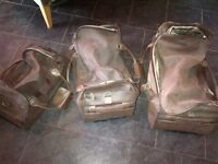 BRAND NEW Gorgeous Kangol 3 piece holdall bag luggage set OFFERS WELCOME