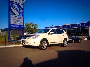 2013 Nissan Rogue Navigation! SL AWD! Leather! Sunroof!