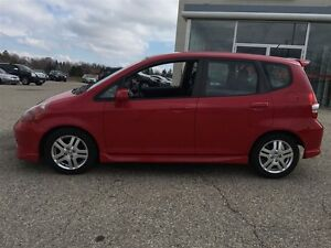 2007 Honda Fit Sport  Automatic Come See The ROOM inside! Kitchener / Waterloo Kitchener Area image 5