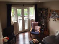 Bills Incl, Spacious 1 Bed Flat, 3 Mins walk to Waltham X Station with Private Parking & New Boiler!