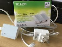 TP-Link Power-Line Adapter A V500 Nano