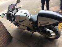 White gsxr 600 SRAD