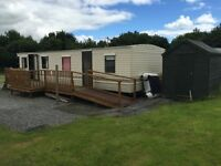 Static Caravan Lisnaskea Co. Fermanagh (sleeps 6).