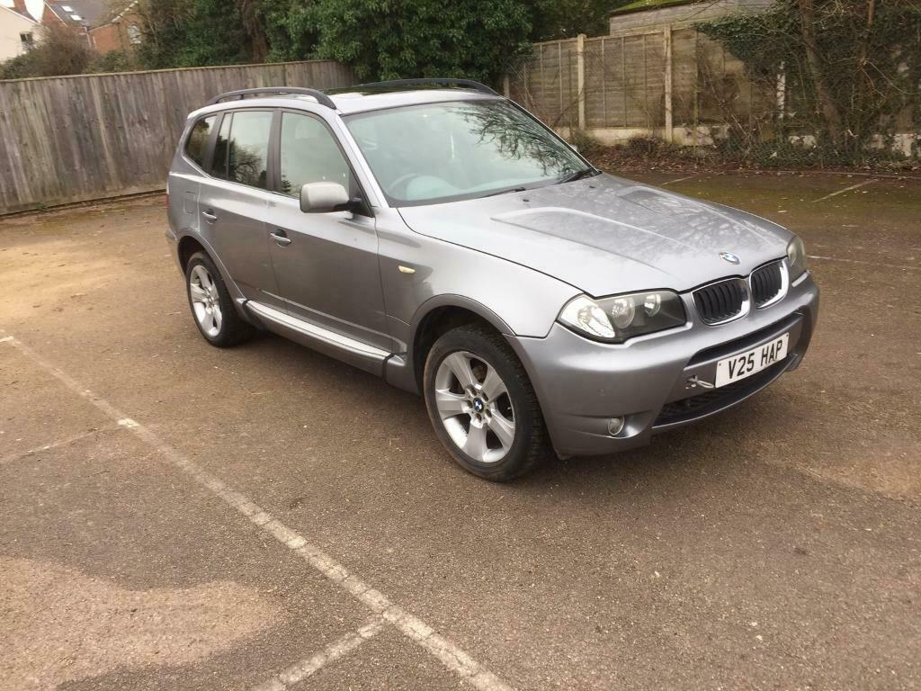 BMW X3 full leather, panoramic roof, m sport body kit spares repairs  misfiring problem | in Ledbury, Herefordshire | Gumtree