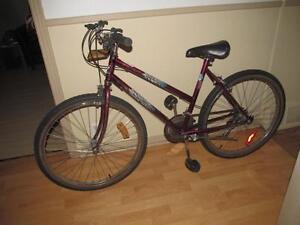 Vélo femme