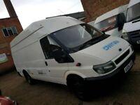 2004 Ford Transit LWB Jumbo 2.4 TDDI - 1 Months Warranty - No Vat