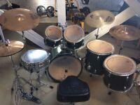 Tama Swingstar Acoustic Drum Kit
