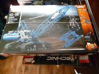 Lego Technic 42042 Crawler