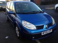2005 Renault Grand Scenic 1.6 7 seater low mileage