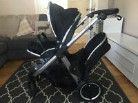 Oyster max tandem / double / twin pram