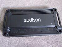 Audison SR4 360w Amplifier and Audison Bit 10 Processor C/W installation cables