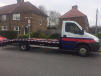 2007 IVECO 65C18 RECOVERY