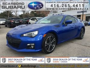 2016 Subaru BRZ Sport-tech, FROM 1.9% FINANCING AVAILABLE