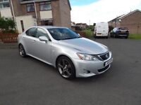 lexus IS250 SE sport